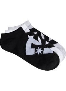 DC Boy's Calza Spp DC Ankle 3Pk Boy