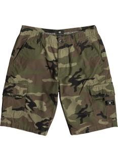 DC Boy's Shorts Ripstop Cargo Short 18.5