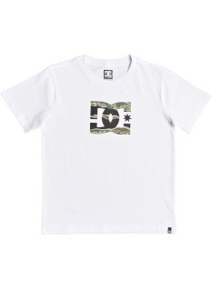 DC Boy's T-shirt Star SS 3 Boy