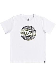 DC Boy's T-shirt Circle Star SS 3 Boy