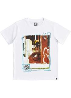 DC Boy's T-shirt Funk Footplant SS Boy