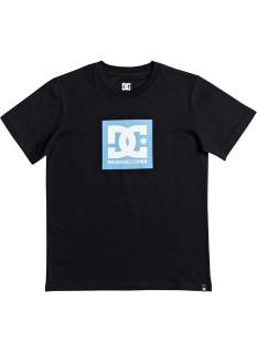 DC Boy's T-shirt Square Star SS 3 Boy