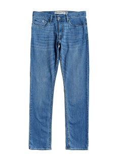 DC Jeans Worker Straight Stretch Light Bleach