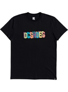 DC T-shirt Color Blocks SS