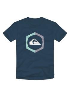 Quiksilver T-shirt Words Remain SS Y II