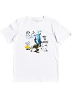 Quiksilver T-shirt Funky Sensation SS