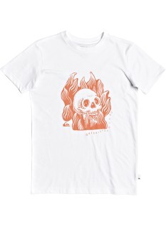 Quiksilver T-shirt Drum Fire SS