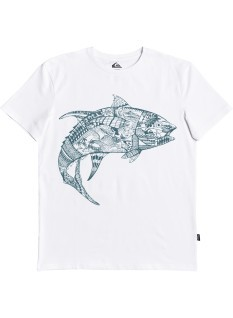 Quiksilver T-shirt Tattoo Tuna