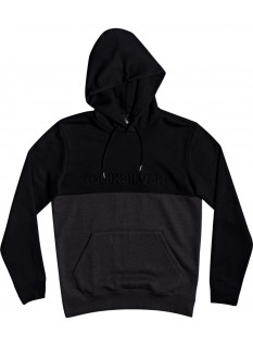 Quiksilver Felpa Emboss block hoodie