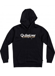 Quiksilver Felpa Tropical lines screen fleece