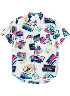 Quiksilver Camicia Vacancy Shirt SS