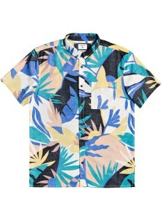 Quiksilver Camicia Tropical Flow SS