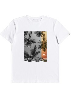 Quiksilver T-shirt Parallel Lives SS