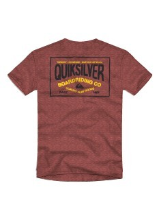 Quiksilver T-shirt Cloud Corner SS