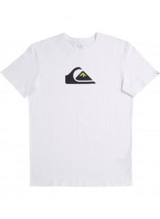 Quiksilver T-shirt Comp logo SS