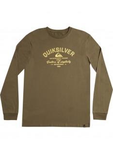 Quiksilver T-shirt Creators Of Simplicity LS II