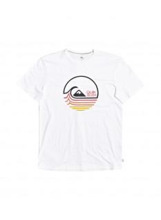 Quiksilver T-shirt Lazy Mind SS