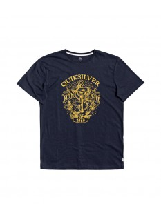 Quiksilver T-shirt Quiet Darkness SS