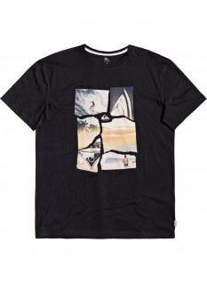 Quiksilver T-shirt Torn apart