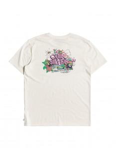 Quiksilver T-shirt Informal Disco SS