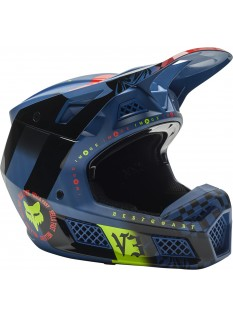 FOX V3 RS Mawlr Helmet, Ece