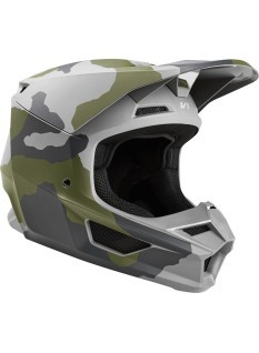 FOX Casco V1 Przm Camo Special Edition