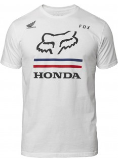 FOX T-shirt Honda Premium