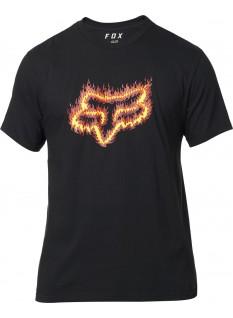 FOX T-shirt Basic Flame Head