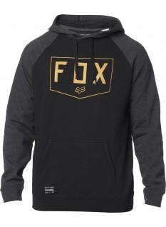 FOX Felpa con cappuccio Shield Raglan