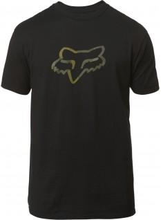 FOX T-shirt Basic Fox Head Legacy