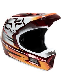 FOX Casco Rampage Comp Reno