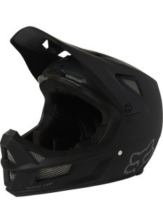 Fox Casco Rampage Comp Matte Black, CE, Cpsc