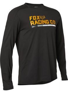 FOX Ranger Drirelease LS Jersey Race Co