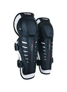FOX Titan Race Knee/Shin Grd, CE