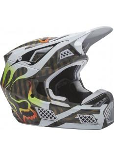 FOX V3 RS Fahren Helmet, Ece