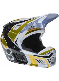 FOX V3 RS Wired Helmet, Ece