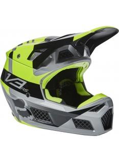 FOX V3 RS Riet Helmet, Ece