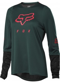 FOX Womens Defend LS Jersey