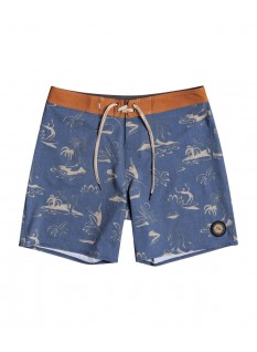 Quiksilver Boardshort Hempstretch Endless Trip 18