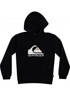 Quiksilver Boy's Felpa Big Logo Hood