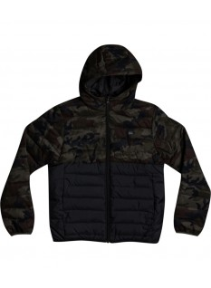 Quiksilver Boy's Giacca Scaly Mix