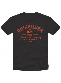 Quiksilver Boy's T-shirt Creators Of Simplicity SS