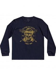 Quiksilver Boy's T-shirt No Angel LS