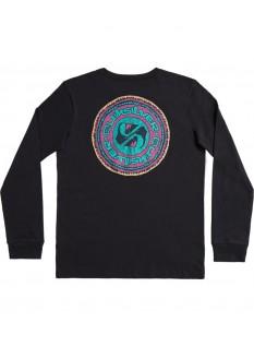 Quiksilver Boy's T-shirt Stick Around LS