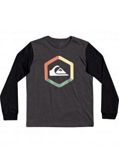 Quiksilver Boy's T-shirt The Boldness LS