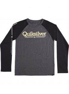 Quiksilver Boy's T-shirt Tropical Lines LS