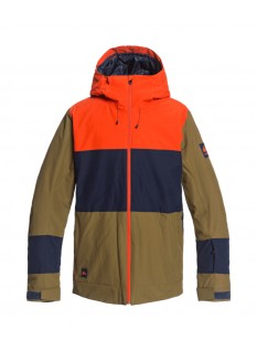 Quiksilver Giacca snow Sycamore