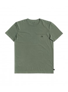 Quiksilver T-shirt Basic Bubble Embroidery SS