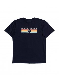 Quiksilver T-shirt Distant Shores SS