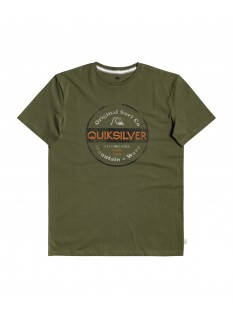 Quiksilver T-shirt From Days Gone SS